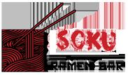 Shoku Ramen Bar Logo
